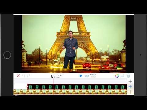 Abgedrehte Greenscreen Videos produzieren III