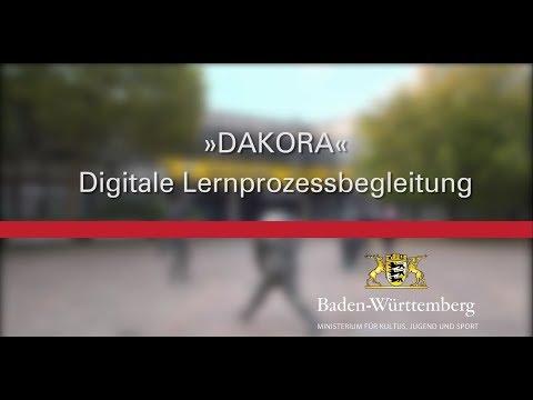 """DAKORA """"Digitale Lernprozessbegleitung"""""""