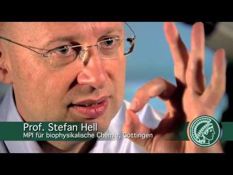 Stefan Hell (Chemie-Nobelpreis 2014): STED - Lichtblicke in die Nanowelt