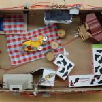 Bei diesem Physik-Projekt richten die Schülerinnen und Schüler ihre Zimmer selber ein. Dazu gehören auch elektrische Schaltungen.