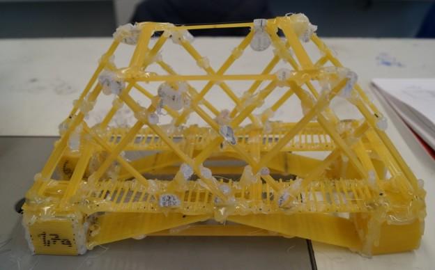 Spaghetti-Brücken