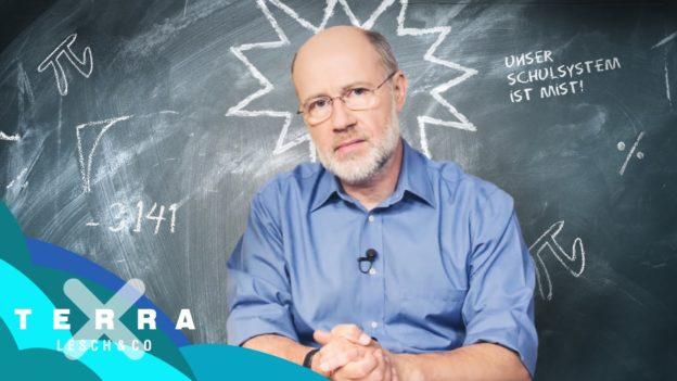 "Harald Lesch: ""Unser Schulsystem ist Mist"""